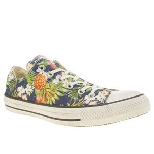 Tropical Pineapple Allstar Converse